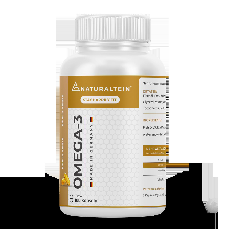 OMEGA 20 KAPSELN   Naturaltein